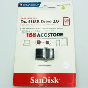 Harga flashdisk otg micro sandisk 128 gb | HARGALOKA.COM