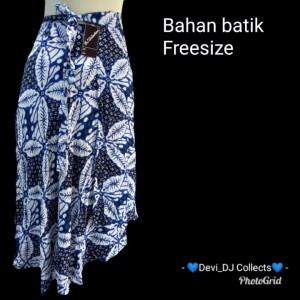 Harga rok batik lilit warna | HARGALOKA.COM