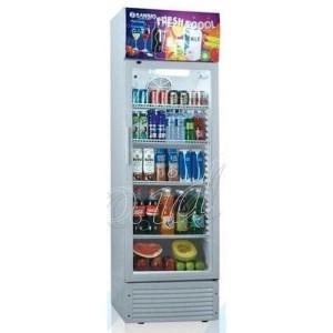 Harga sansio showcase cooler 378liters   HARGALOKA.COM