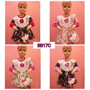 Harga katalog baju dress bayi perempuan 6   12   HARGALOKA.COM