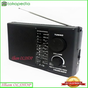 Harga radio am fm international f18 radio klasik jadul rodja | HARGALOKA.COM