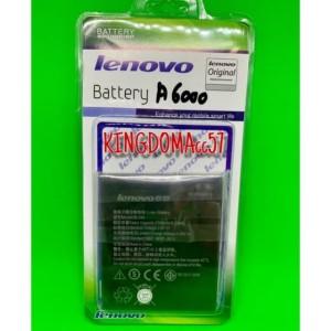 Harga baterai lenovo a6000 a6010 a6000 bl242 original batre battery | HARGALOKA.COM