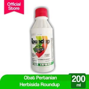 Harga roundup 200ml   obat pembasmi rumput round | HARGALOKA.COM
