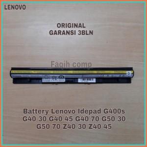 Harga baterai laptop lenovo ideapad g400s g40 g40 30 | HARGALOKA.COM
