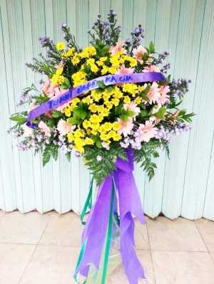 Harga Karangan Bunga Perayaan Katalog.or.id