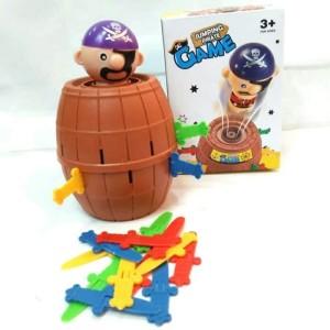 Harga pirates barrel pirates barel pirates barrel game mainan | HARGALOKA.COM