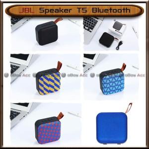 Harga speaker bluetooth mini jbl t5 t 5 wireless music full | HARGALOKA.COM