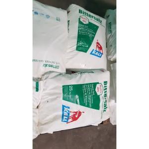 Harga jual bahan kimia bittersalz epsom salt garam inggris sak 25 | HARGALOKA.COM