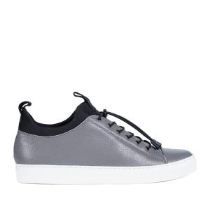 Harga ftale footwear   adrian grey sepatu sneakers pria     HARGALOKA.COM