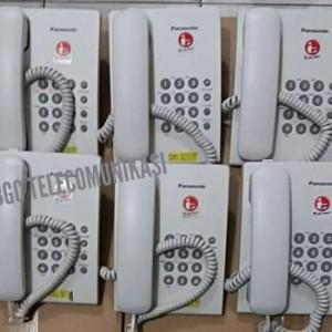 Harga telepon rumah dan kantor panasonic kx ts505 telepon panasonic kx t505   | HARGALOKA.COM