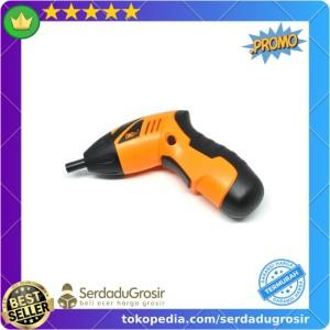 Harga termurah dctools bor listrik cordless screwdriver drill 45 in 1 4 | HARGALOKA.COM
