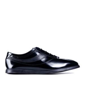 Harga ftale footwear   ford black sepatu sneakers pria   | HARGALOKA.COM