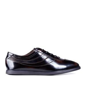 Harga ftale footwear   ford brown sepatu sneakers pria     HARGALOKA.COM