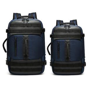 Harga ozuko backpack 9242 s l navy   | HARGALOKA.COM