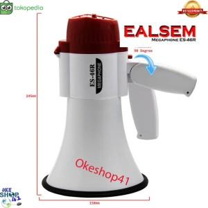Harga toa megaphone ealsem es 46r pengeras | HARGALOKA.COM