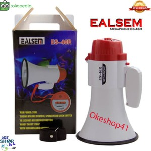 Harga toa megaphone pengeras suara ealsem | HARGALOKA.COM
