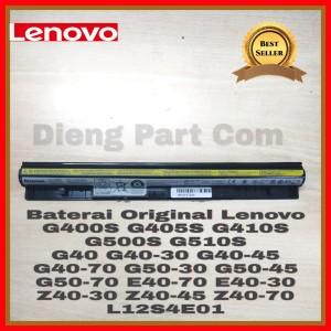 Harga baterai battery laptop original lenovo ideapad g400s g40 g40 30 | HARGALOKA.COM