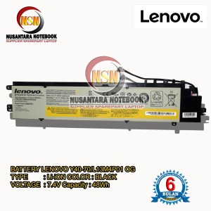 Harga baterai laptop lenovo y40 70 l13m4p01 | HARGALOKA.COM