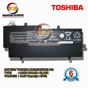 Harga baterai toshiba pa5013 portege z830 z835 z930 z935 | HARGALOKA.COM