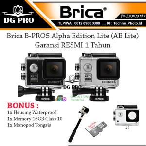 Harga brica b pro 5 alpha edition lite ae lite bonus 16gb tongsis   | HARGALOKA.COM