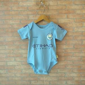 Harga baju kaos bola bayi anak perempuan laki lucu i manchester city | HARGALOKA.COM