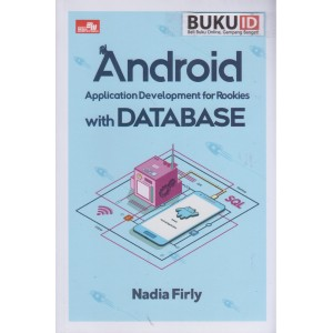 Harga buku android application development for rookies with | HARGALOKA.COM