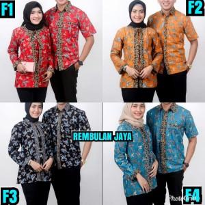 Harga baju couple batik atasan sarimbit batik couple | HARGALOKA.COM
