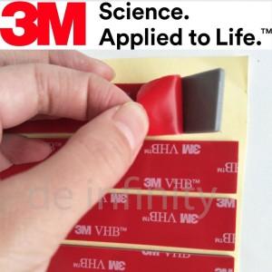 Harga double tape 3m vhb for automotive 4900 size 12mm x 4 5m   foam | HARGALOKA.COM