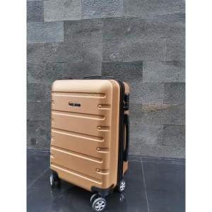 Harga koper polo tokyo model 009 20 inch abs fiber koper polo koper impor   hijau | HARGALOKA.COM