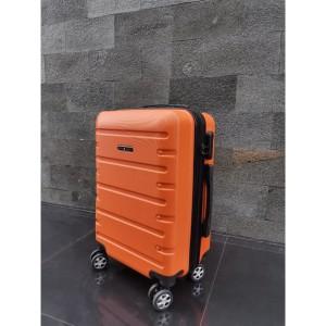 Harga koper polo tokyo model 009 24 inch abs fiber koper polo koper impor   hijau | HARGALOKA.COM