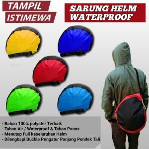 Katalog Sarung Helm Anti Air Merah Katalog.or.id