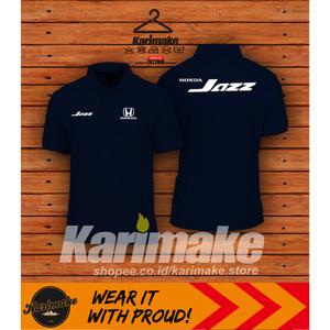 Harga polo shirt kaos polo honda jazz kaos otomotif   | HARGALOKA.COM