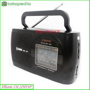 Harga radio tens tsr 912 portable am fm radio | HARGALOKA.COM