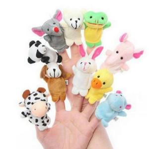 Harga mainan boneka jari tangan binatang isi 10 pcs fingerhand puppet   HARGALOKA.COM