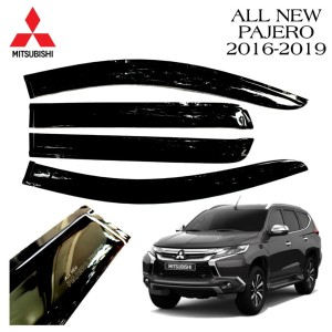 Info All New Pajero Sport Talang Air Best Co Side Visor Best Co Katalog.or.id