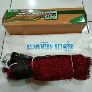 Harga net bulutangkis badminton gto super | HARGALOKA.COM