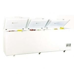 Harga chest freezer sansio san 1288f lemari pembeku 3 pintu san 1288 | HARGALOKA.COM