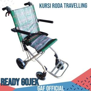 Harga kursi roda travel travelling bandung bisa kirim via   HARGALOKA.COM