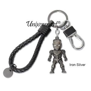 Harga cars key chain superhero gantungan kunci mobil motor premium metal   iron | HARGALOKA.COM