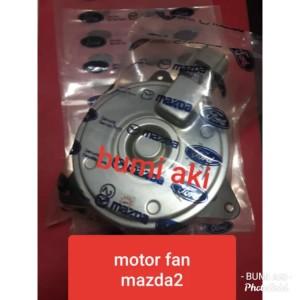 Harga motor fan atau extra fen original mazda 2 | HARGALOKA.COM
