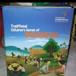 Harga buku ori   traditional childrens games of | HARGALOKA.COM