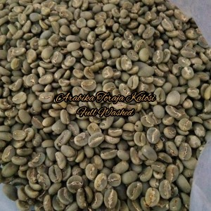 Harga green bean arabika toraja kalosi   HARGALOKA.COM