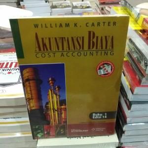 Harga buku   akuntansi biaya   buku 1 edisi 14   wiliam k | HARGALOKA.COM