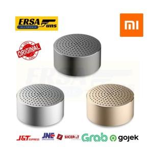Harga xiaomi mi mini bluetooth speaker portable 2 mini edition original     HARGALOKA.COM