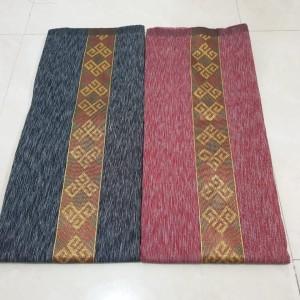 Harga kain tenun songket baron jacquard motif toraja paruki hujan | HARGALOKA.COM