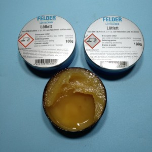 Harga Lotfett 50 Gram Pasta Solder Minyak Solder Solder Grease Kaleng Katalog.or.id