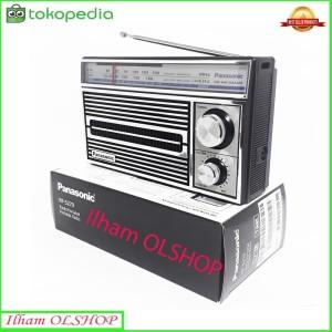 Harga radio panasonic rf 5270 am fm unik klasik vintage | HARGALOKA.COM
