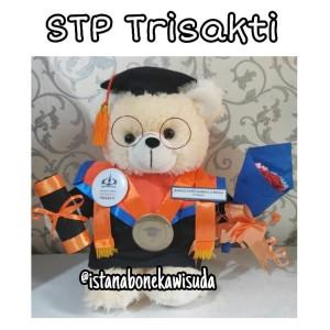 Harga souvenir wisuda universitas trisakti ready stock siap | HARGALOKA.COM
