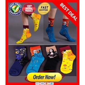 Harga kaos kaki skate motif hype sneaker sock bukan staycool adidas | HARGALOKA.COM