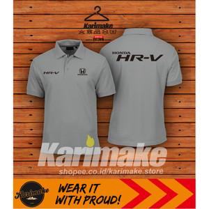 Harga polo shirt kaos polo mobil honda hrv kaos otomotif   | HARGALOKA.COM